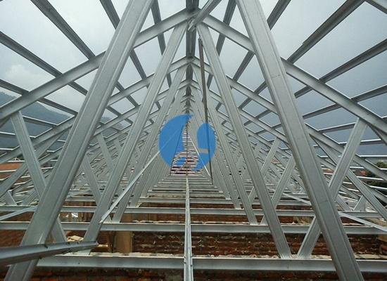 Jasa Pembuatan Rangka Atap Baja Ringan di Kedung Badak Bogor