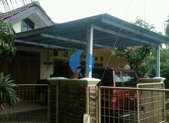 Jasa Pembuatan Kanopi Membrane di Cipulir Jakarta