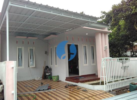 Jasa Pembuatan Kanopi Kaca di Baru Jakarta