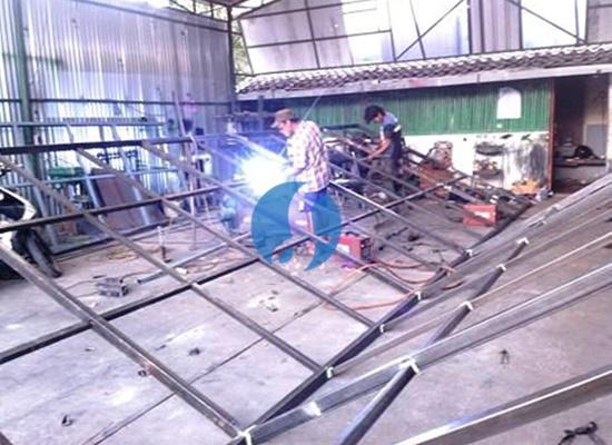 Borongan Pembuatan Kanopi Minimalis di Kedungwaringin Bekasi