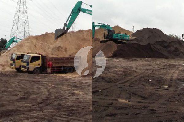 Jual Pasir Lampung Murah